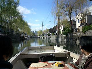 061229ドンコ舟から見た街並