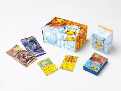 スペシャルBOX アローラロコン&ロコンポンチョのピカチュウ