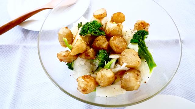 菊芋(キクイモ)のグリルサラダ】いろいろなレシピを試して