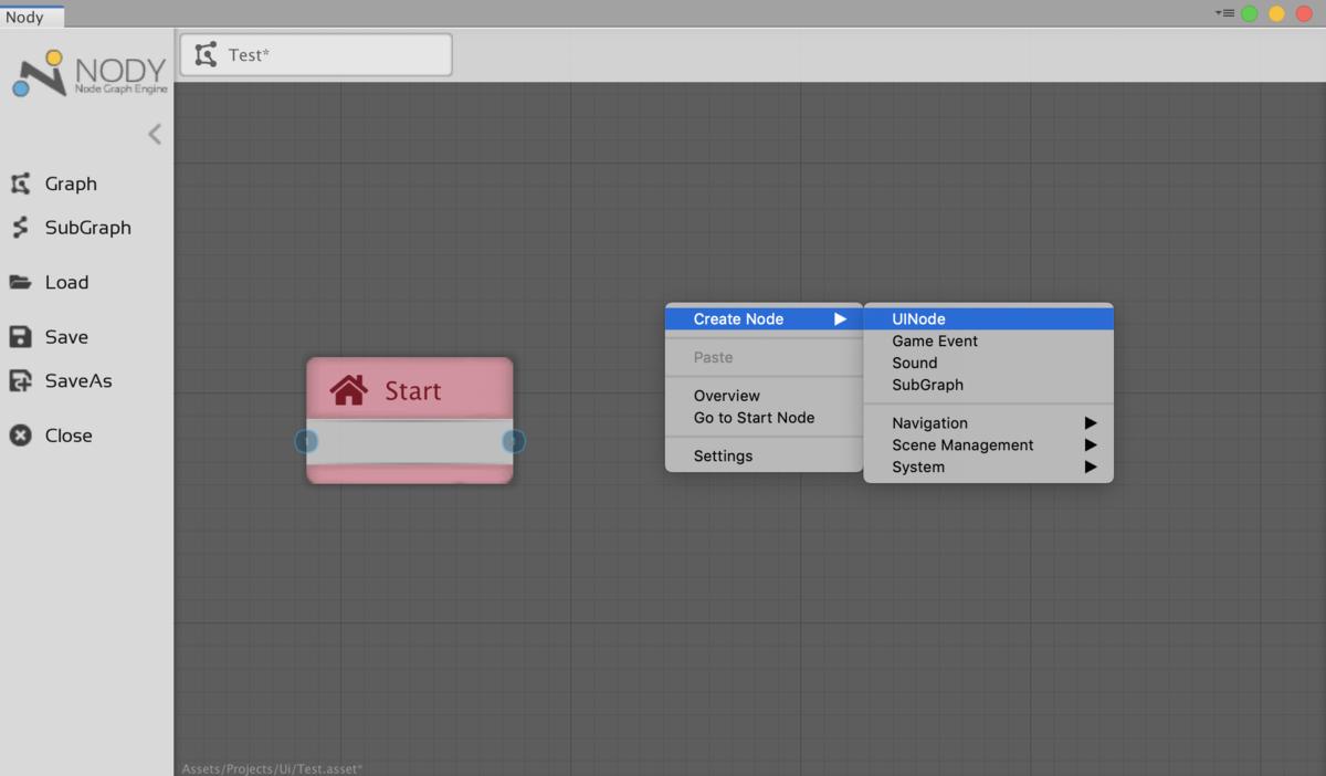 DoozyUI_Create_New_Node
