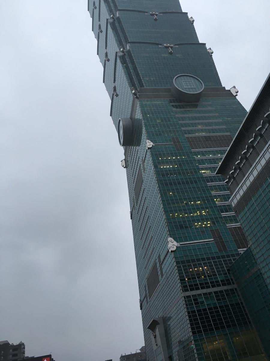 台北101タワー