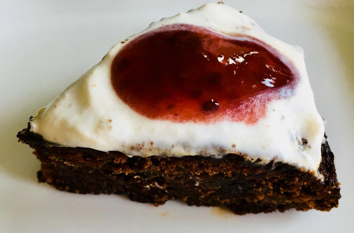 カフェモカケーキ