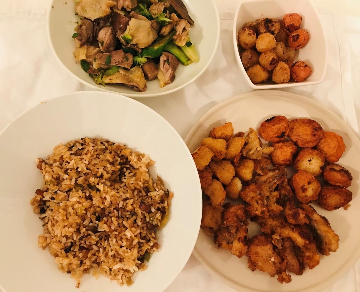 台湾屋台飯