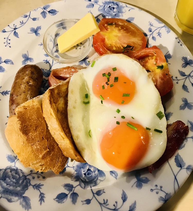 イギリス 朝食