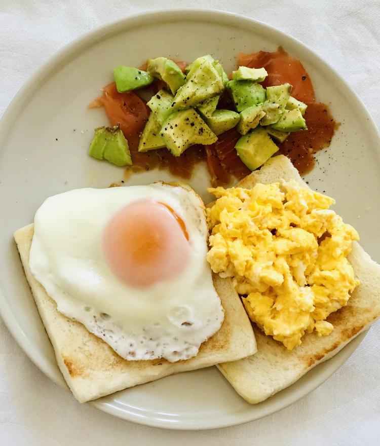 イギリス風朝食