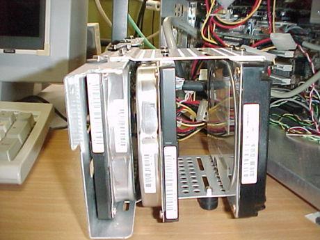 2002年10月5日までのHDD実装状況