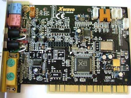 XWAVE 6000 N6B(YMF754-R)改