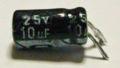 GJ C (M)85℃ 25V 10μF
