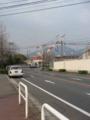 [呉]昭和埠頭バス停付近