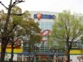 [呉]デオデオ呉本店「体育館前」バス停付近