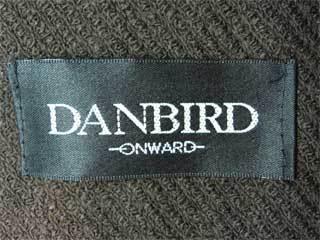 DEODEO アクリルブランケット [DANBIRD -ONWARD-](ロゴ拡大)