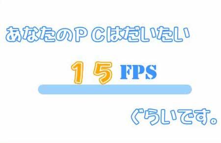 NVIDIA GeForce 6600  15FPS