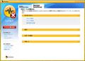 Norton AntiVirus 2007 更新サービスの期限切れ