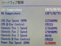 [P5B Deluxe][XINRUILIAN ]X-FAN RDL9025S-PWM CPUファン回転速度 2250RPM
