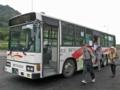 [瀬戸内産交バス] 【広島200か・174】 大浦地区にて撮影
