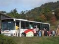 [瀬戸内産交バス]シャトルバスとして会場と県民の浜を往復する運行(県民の浜)