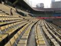 [広島市民球場]一塁側内野指定席