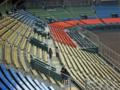 [広島市民球場]一塁側内野自由席から内野指定席方面