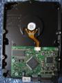 [HGST]「HDT721010SLA360」基板面