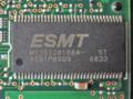 [HGST]「HDT721010SLA360」搭載 ESMT M13S128168A-5T AZ81P80Q9 0833
