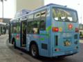 [つばきバス]【広島200か・590】(撮影:2009/01/28 15:25)