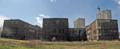 [東千田公園]旧広島大学理学部1号館 裏面(北側)