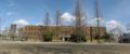 [東千田公園]旧広島大学理学部1号館 正面(南側)