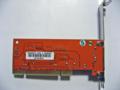 [センチュリー]ポートを増やしタイ USB2.0 x4 PCI接続カード 基板裏面