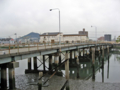 [東大橋]通行止めになっている車道橋
