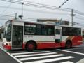 [広島バス]【広島200か11-35】「球場前(西)」交差点にて撮影(右側面)