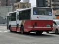 [広島バス]【広島200か11-35】「球場前(西)」交差点にて撮影(右後方)