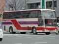 [さんようバス][瀬戸内産交バス]【広島200か10-05】「段原中央」交差点にて撮影(右前方)