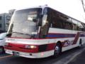 [さんようバス]【広島200か12-09】「県立広島大前」交差点にて撮影
