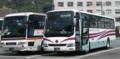 [一畑バス][石見交通バス]【島根200か・240】(左)【島根200か・364】(右)