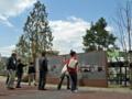 [新広島市民球場]カープの歴史 モニュメント
