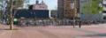 """[新広島市民球場]南側""""駐輪場""""に戻ったら駐輪場から自転車があふれています"""