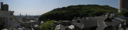 牛田早稲田4丁目2番地からの眺め