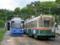 803号車(左)・1912号車(右)