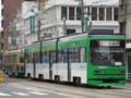 [広島電鉄1900形電車][広島電鉄3950形電車]3956編成(手前右)