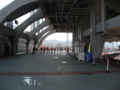 [新広島市民球場]水たまりが気になります