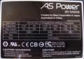 [アビー]AS Power SD-525ESE 仕様