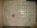 [風呂場]モルタル施工直前の状況
