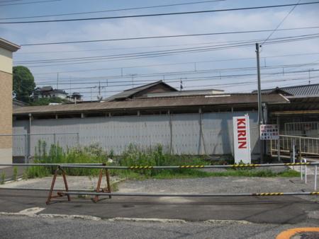 広電廿日市駅北側の空き地