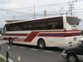 [さんようバス]【広島200か12-09】「広島南警察署前」交差点にて撮影