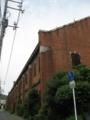 [旧広島陸軍被服支廠]北側の棟の南端