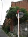 [旧広島陸軍被服支廠]中間の棟の南端から北側を望む