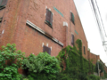 [旧広島陸軍被服支廠]南側の棟(南端)と東西方向にある棟