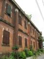 [旧広島陸軍被服支廠]南端 東西方向の棟