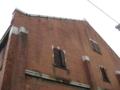 [旧広島陸軍被服支廠]南端 東西方向の棟 東側