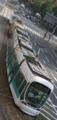 [広島電鉄5100形電車][広島電鉄600形電車][広島電鉄700形電車]5102編成(手前)602号車(中)702号車(奥)